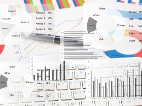 生産のリードタイムと在庫量の関係性